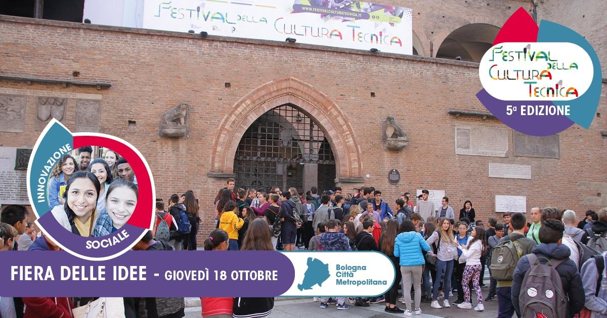 La Fiera delle Idee: le competenze dei giovani protagoniste dell'inaugurazione del Festival della Cultura tecnica