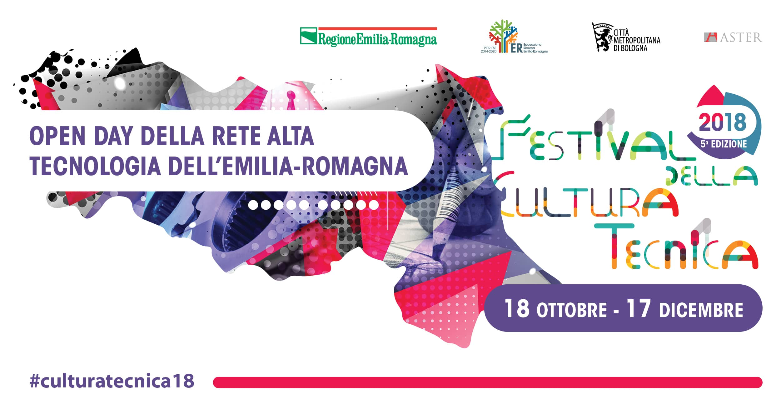 Open Day della Rete Alta Tecnologia dell'Emilia-Romagna