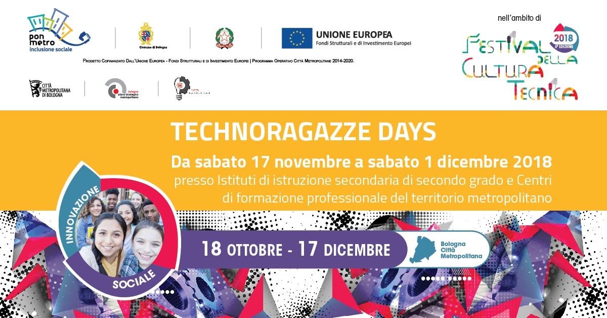 Technoragazze days: peer-learning per avvicinare le giovani alle STEM