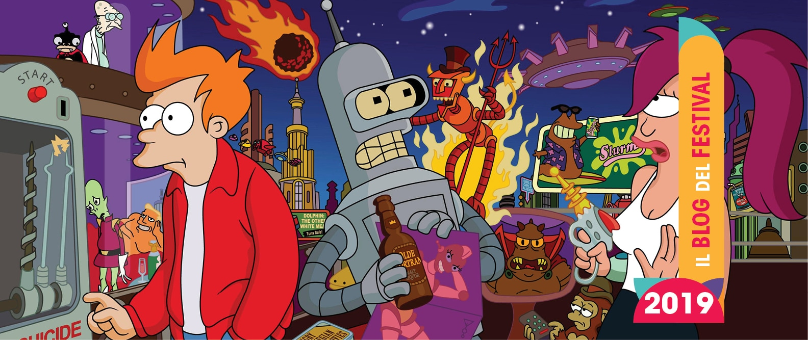 La cultura tecnica secondo Futurama: 5 tecnologie strampalate che esistono realmente