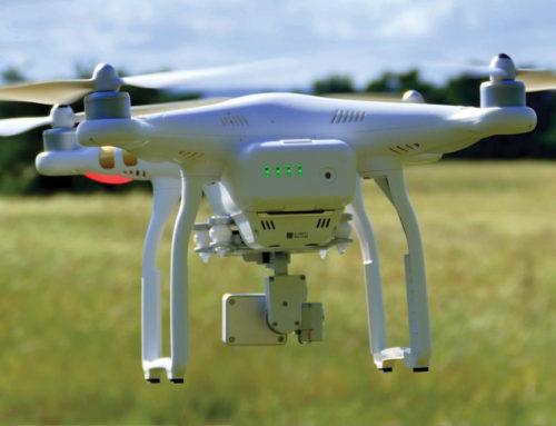 Come cambia la professione del geometra grazie ai droni?