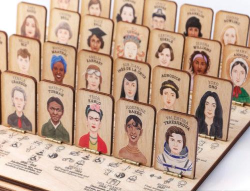 """""""Lei chi è?"""", arriva il gioco da tavolo dedicato alle grandi donne del nostro tempo"""