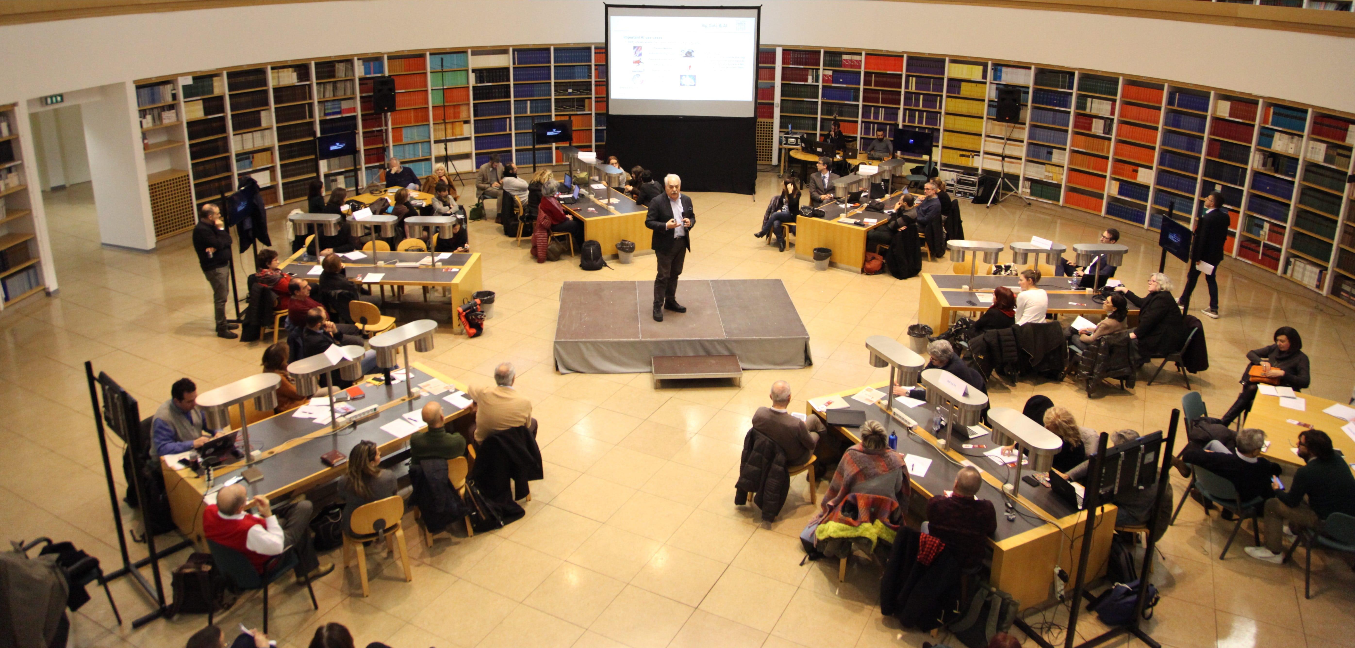 La gallery fotografica di Innetworking: le scuole incontrano le comunità degli innovatori dell'Emilia-Romagna