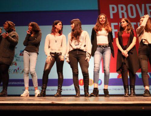 """""""Technoragazze: Prove di futuro"""", al Teatro Celebrazioni scoppia la passione per le materie STEAM"""