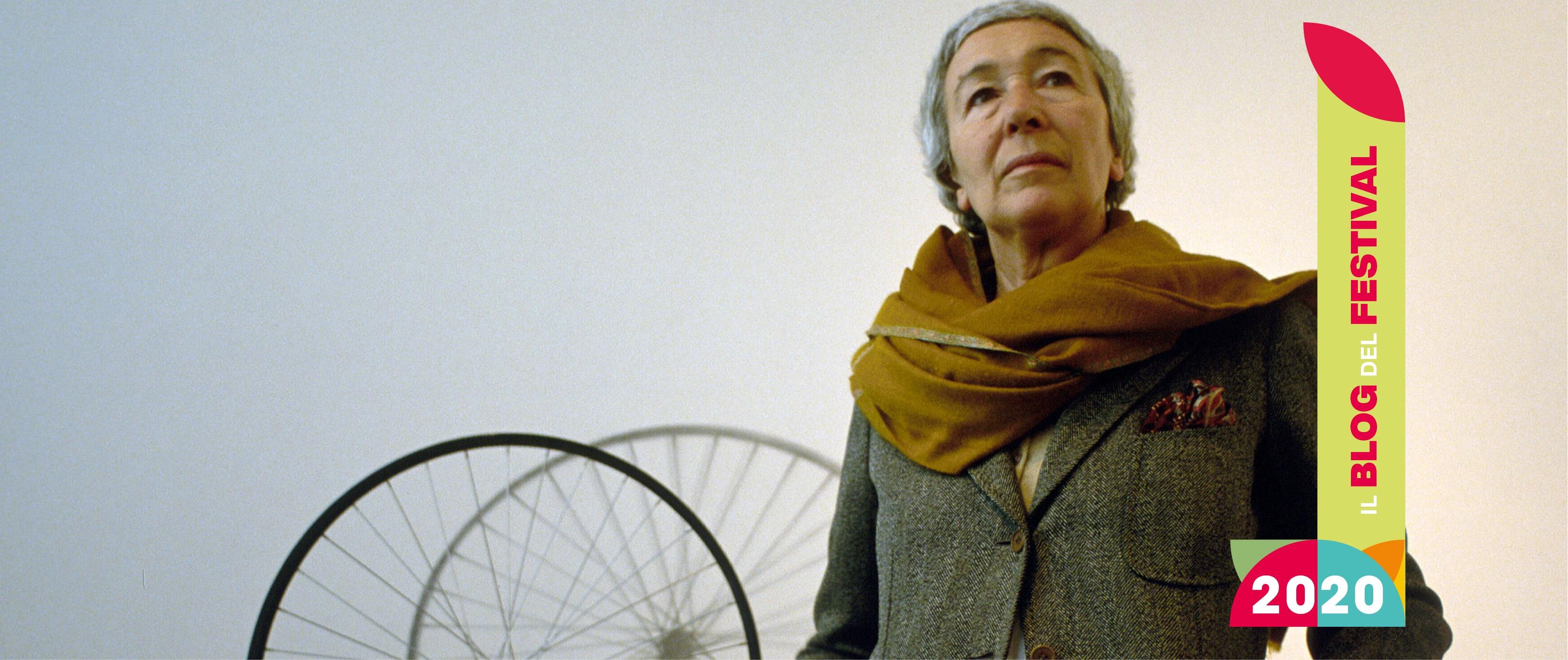 """""""D"""" come design, ma anche come donna: la storia di Gae Aulenti"""