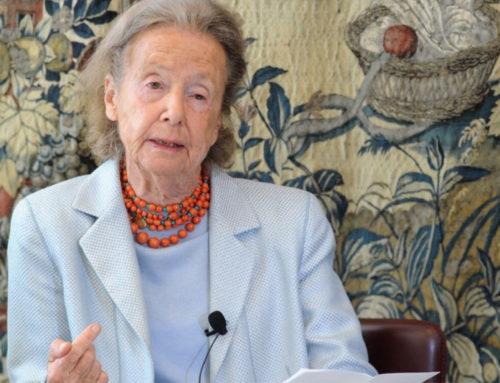 Addio a Giulia Maria Crespi, la 'signora' della natura