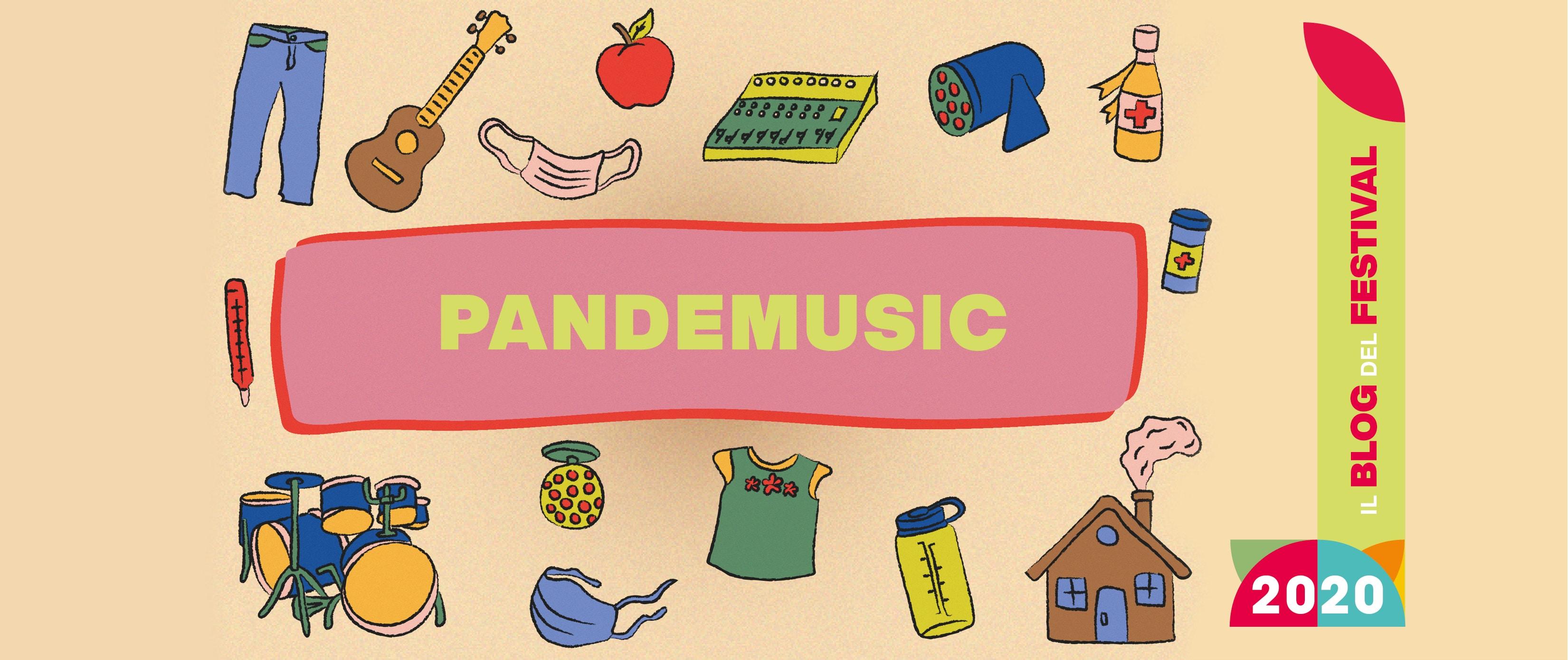 Pandemusic, quando la musica rimedia al distanziamento sociale