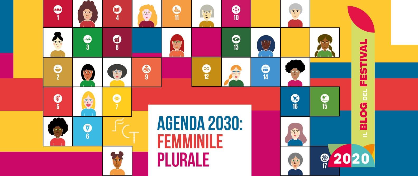 """""""Agenda 2030: femminile plurale"""", guarda il video dell'evento"""
