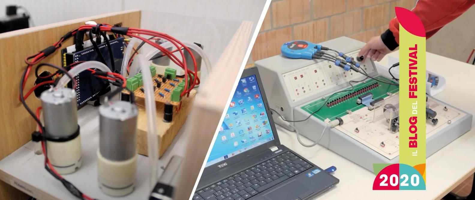 Pillole di Cultura tecnica: simulazioni e dimostrazioni delle tante applicazioni della tecnica e della scienza