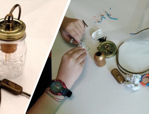 Scopri come costruire una lampada a barattolo