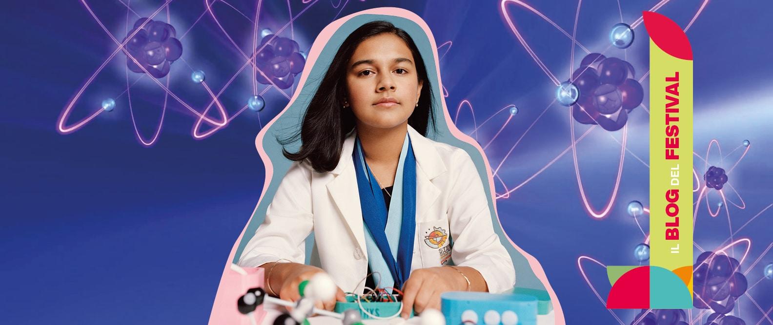 """Gitanjali Rao, ecco chi è la scienziata di 15 anni nominata """"Kid of the Year"""" dal TIME"""