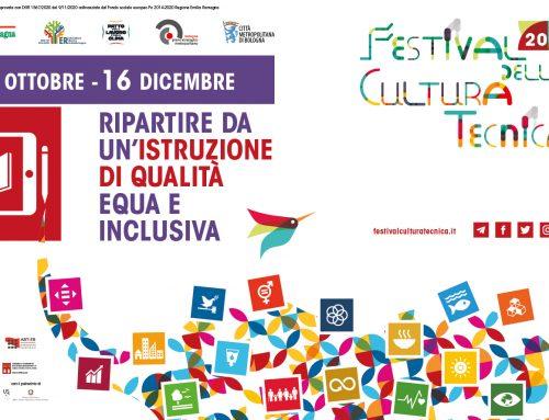 Il Festival della Cultura tecnica riparte dall'istruzione di qualità