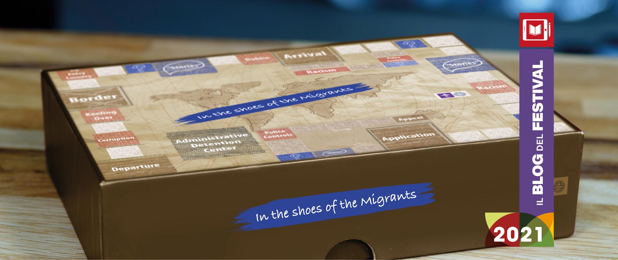 """""""Nei panni dei migranti"""", il gioco da tavolo gratuito per acquisire consapevolezza"""