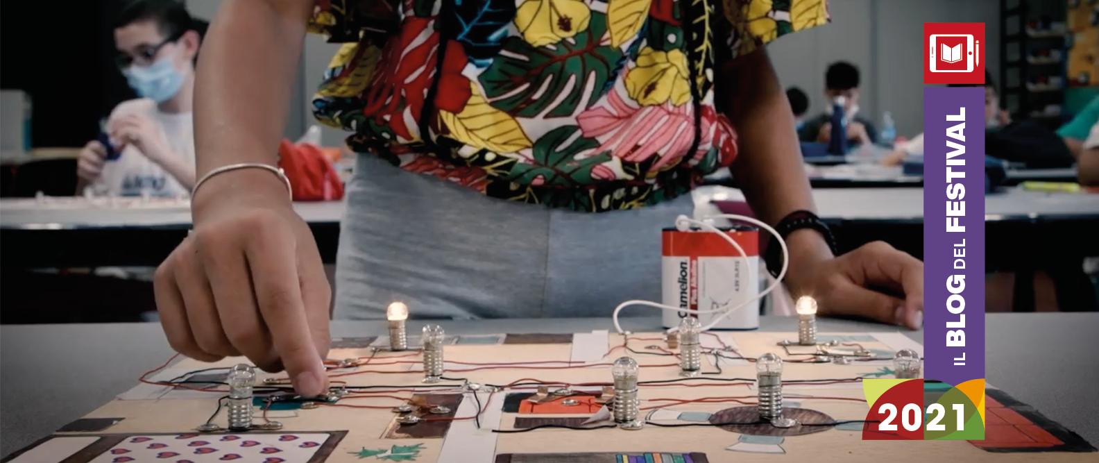 Guarda il video racconto della Summer School della Cultura tecnica organizzata da CFP Futura di San Pietro in Casale