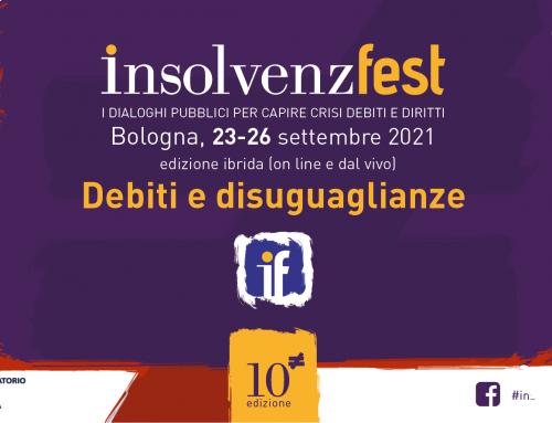 InsolvenzFest 2021, al via la decima edizione con appuntamenti dedicati alla sostenibilità ambientale e alle disuguaglianze di genere
