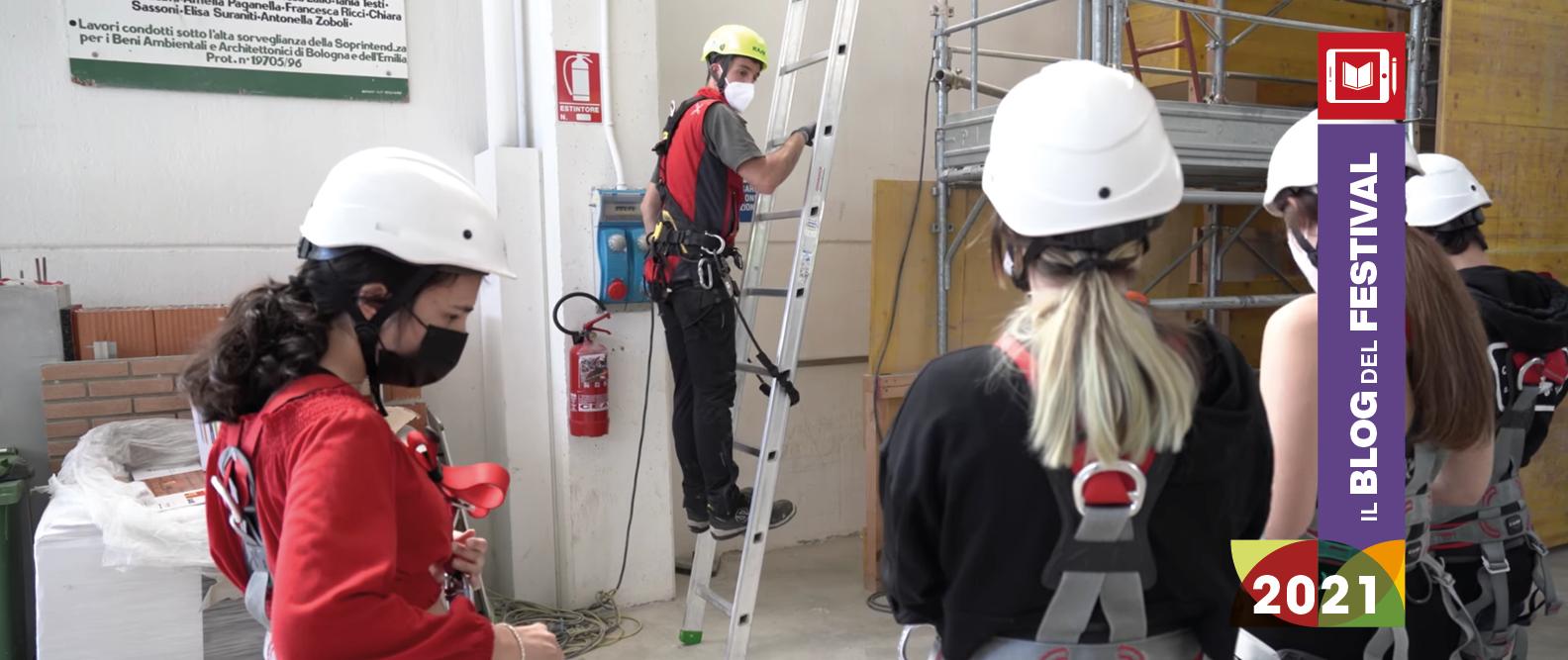La cultura della salute e della sicurezza sui luoghi di lavoro: guarda il video del progetto 'Dalla scuola al lavoro'